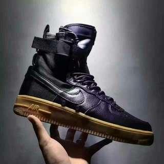 2f7ba522a76b Nike Special Field Air Force 1 Black