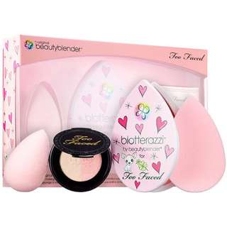 BEAUTY BLENDER+TOO FACED