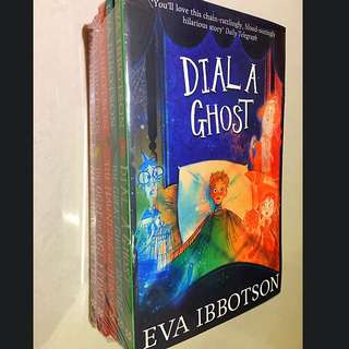 BRAND NEW Eva Ibbotson Collection (5 books)