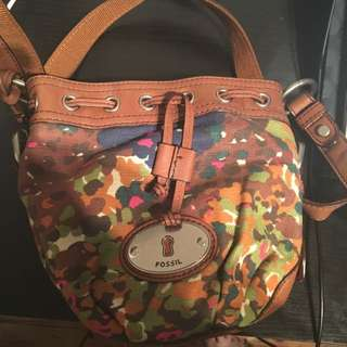 Fossil Small Cross Body Bag