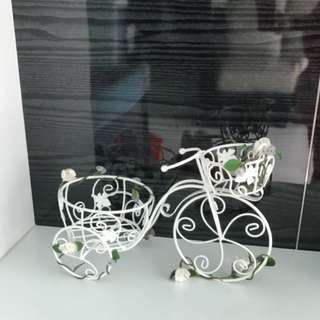 Vintage Bicycle For Decor