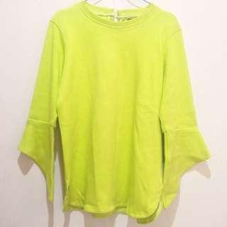 Neon Long Shirt