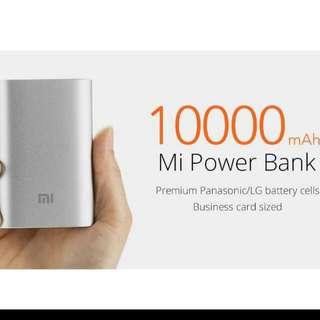 New 10000mah Xiaomi Portsble