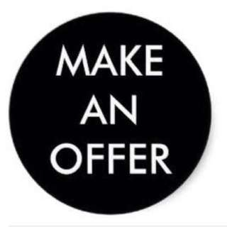Offer Anything!!