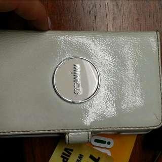 Mimco White Samsung S5 Case