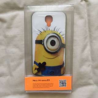 Despicable Me Minion Samsung S4 Case