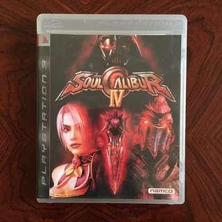 Soul Caliber 4 PS3