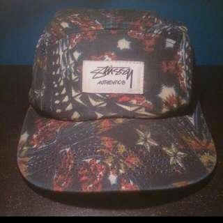 Stussy 5 Panel Hat