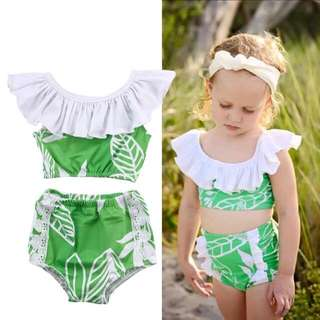 New Kids Girls Swimwear