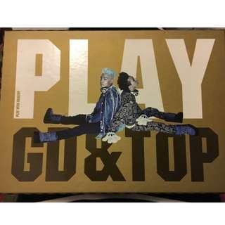 GD&TOP DVD Photobook