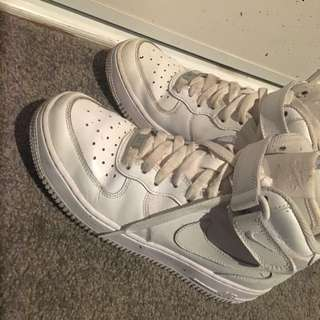 Nike Airforce High tops