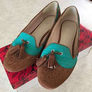 2 Inch Covered Shoes