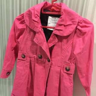 Girl's Trench Coat