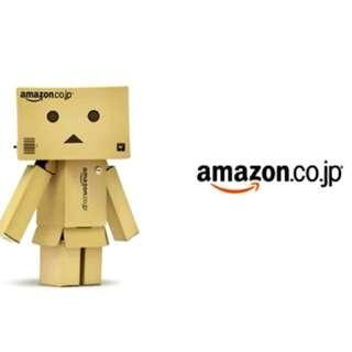 「代購」日本 亞馬遜 Amazon jp 網站商品 限直寄台灣 空運