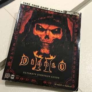 Diablo Ultimate Book