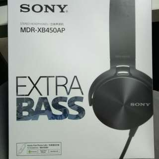 Sony Extra Bass Headset