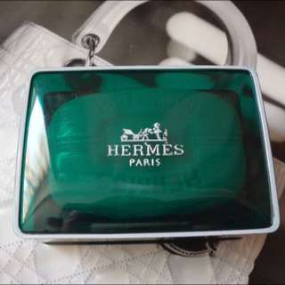 Authentic Brand New Hermes Soap