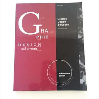 Graphic Design Solutions 4th Edition