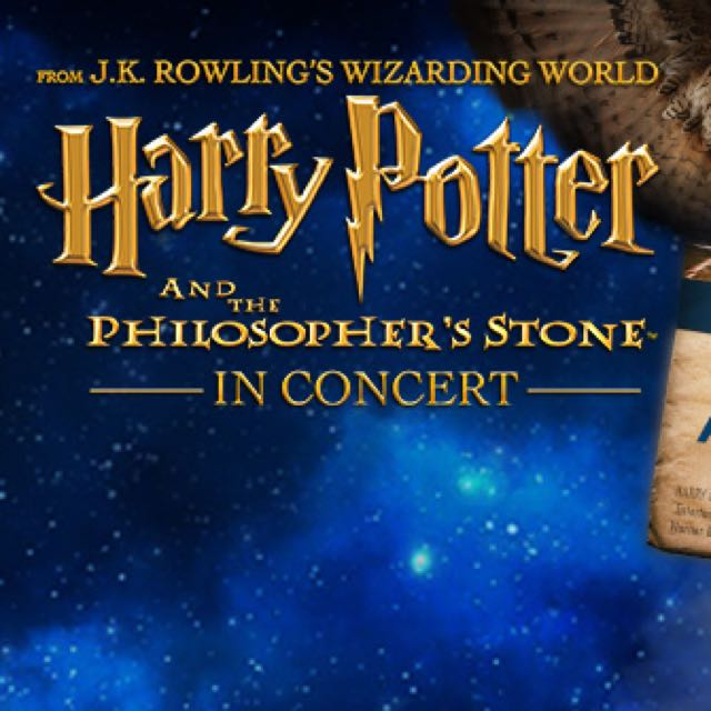 2 Harry Potter Tickets At The Opera House With The Sydney Symphony Orchestra