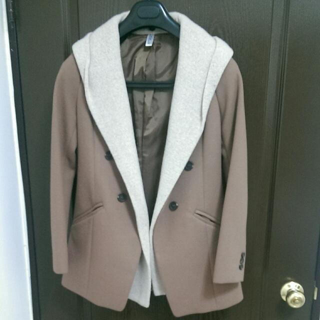 西裝式外套
