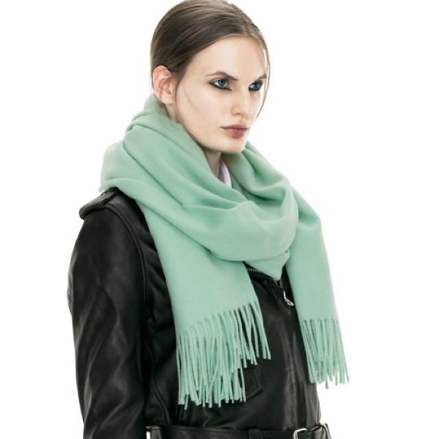 Acne Studio Lamb Wool Scarf