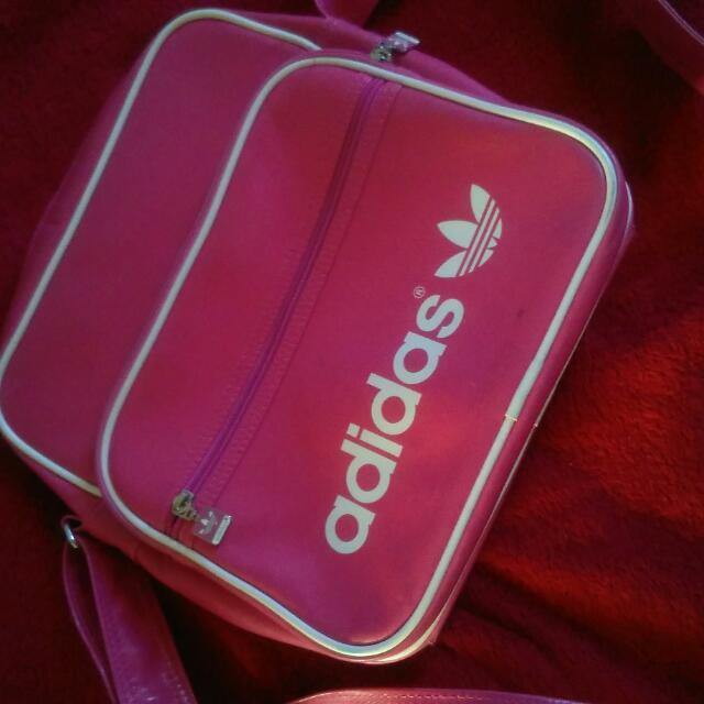 ADIDAS STRAP BAG