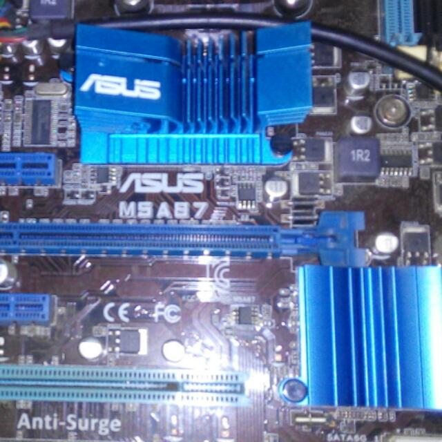 Asus 主機板 M5A87