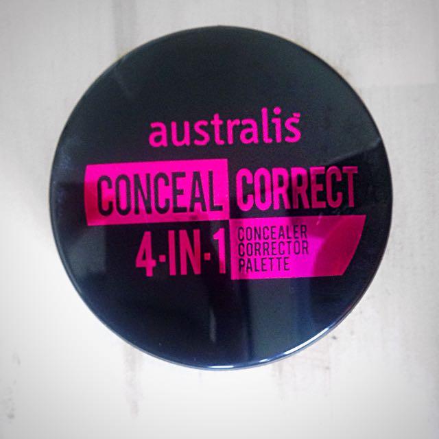 Australis 4in1 Concealer / Corrector