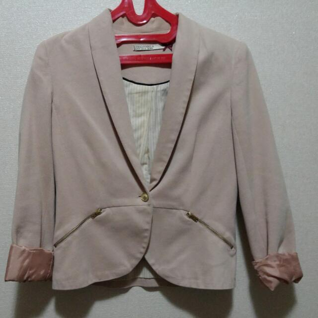 Authentic Original Stradivarius Blazer