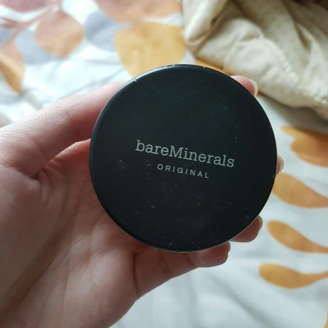 bare minerals original foundation spf 15 full size