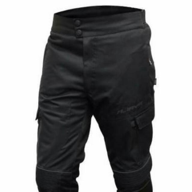 Black Rjays Dune Motorbike Pants Size: 44/L