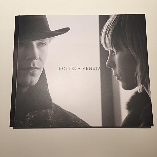 Bottega Veneta VIP A/W Look Book 📚