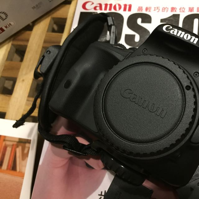 Canon EOS 100D Body 機身