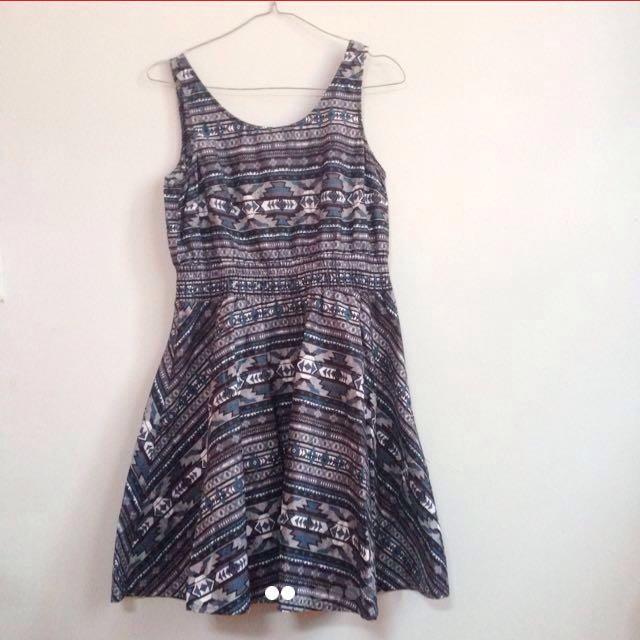 Divinded Dress