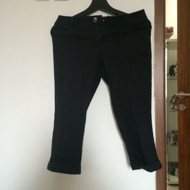 Dorothy Perkins Black Denim