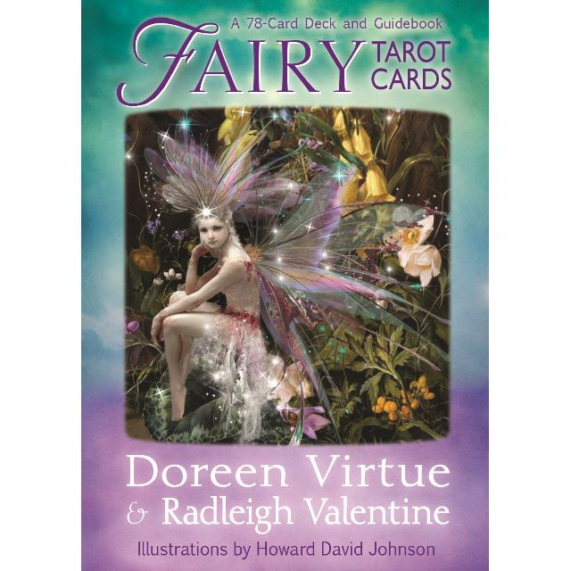 Fairy Tarot Cards