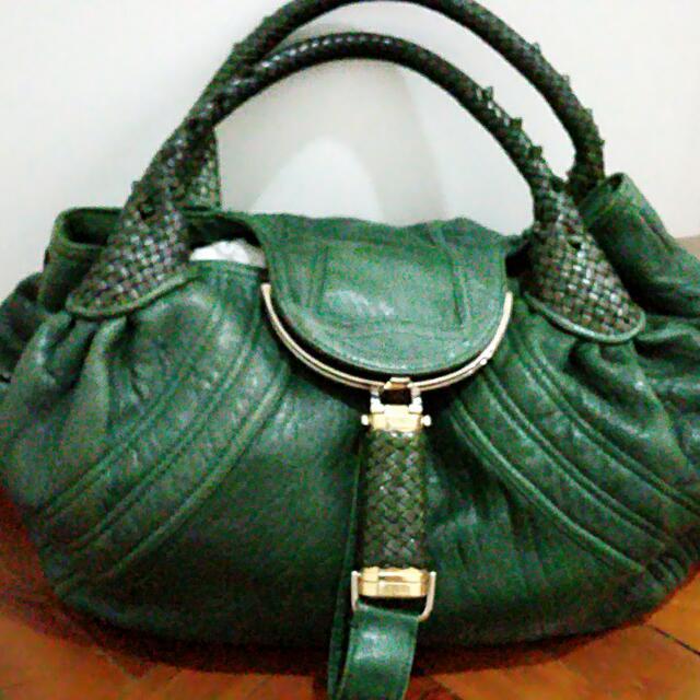 cfc45eed2165 Fendi Spy Bag, Luxury, Bags & Wallets on Carousell