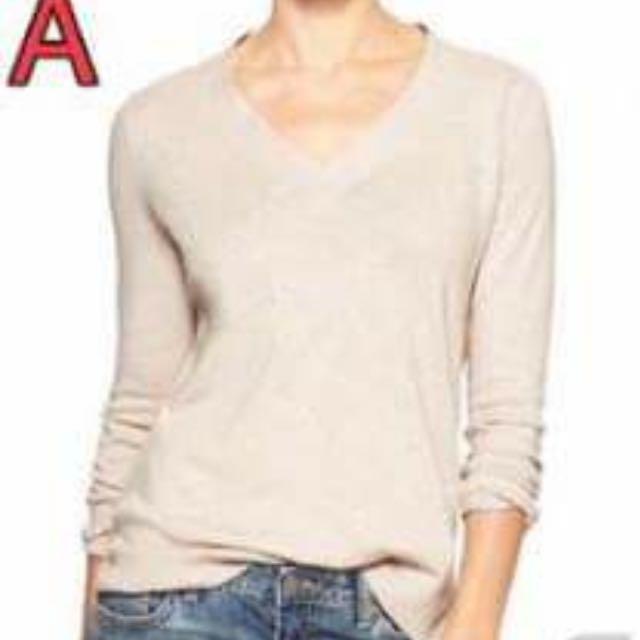 Gap女大人毛衣線衫