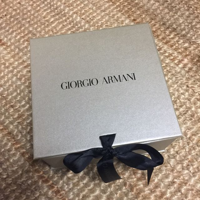 Georgie Armani Night Light Holiday Collection And 2 X Georgie Armani Lip Lacquer