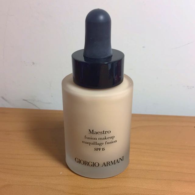 Giorgio Armani Maestro Fusion Foundation - Colour No. 3