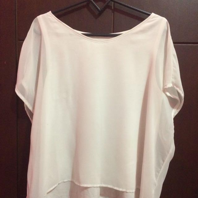H&M white