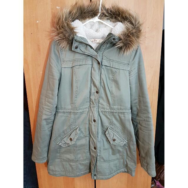 Hollister Winter Coat