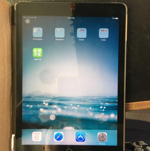 Ipad Air 16gb celluar+wifi