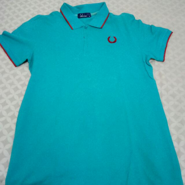 Kaos Polo Fred Perry Limited