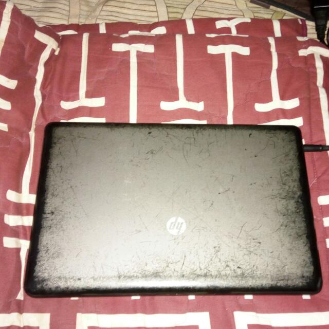 REPRICE Laptop HP 635 ( Ex Jepang )
