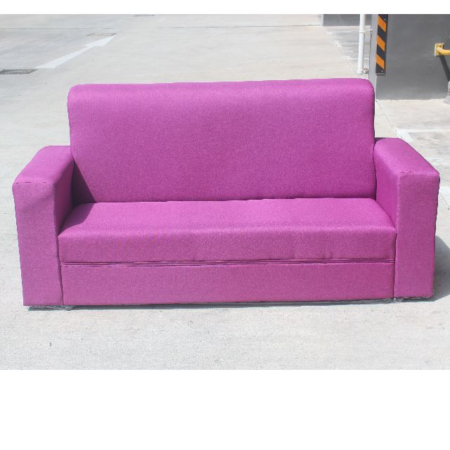 ... Luxe Designer Hot Pink Sofa (2Seater) *Wholesale Factory Price* ...