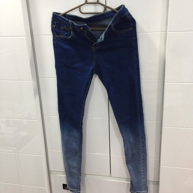 (含運)漸層褲M號