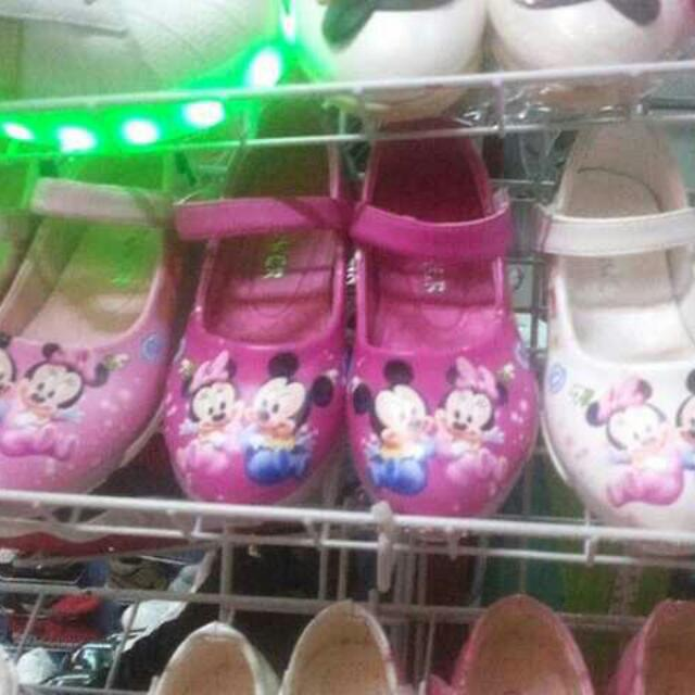Minnie Mouse LED Shoes