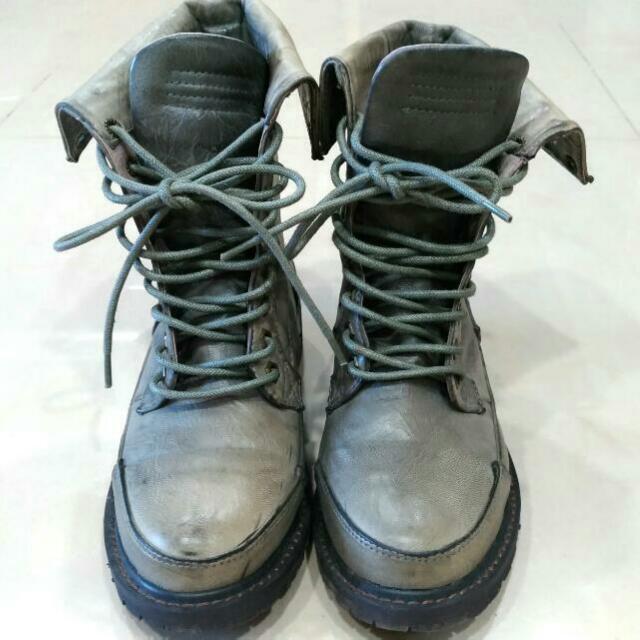 韓國MODA軍靴
