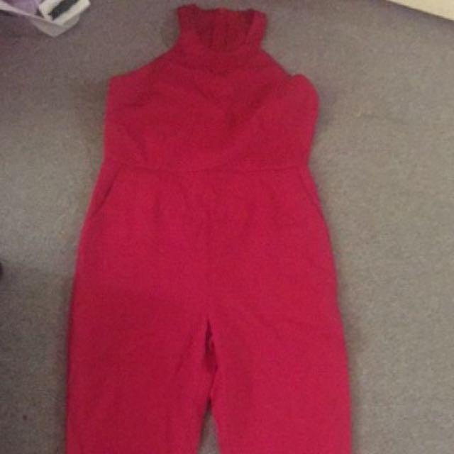Petite Size Jumpsuit